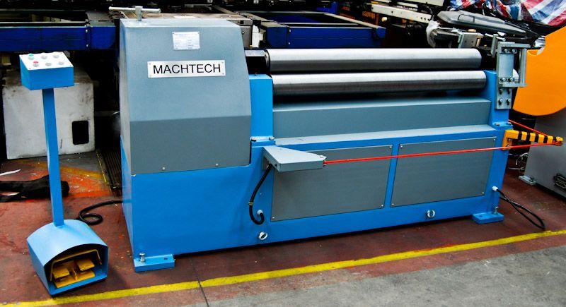 Machtech PDR 6-2500 DRO