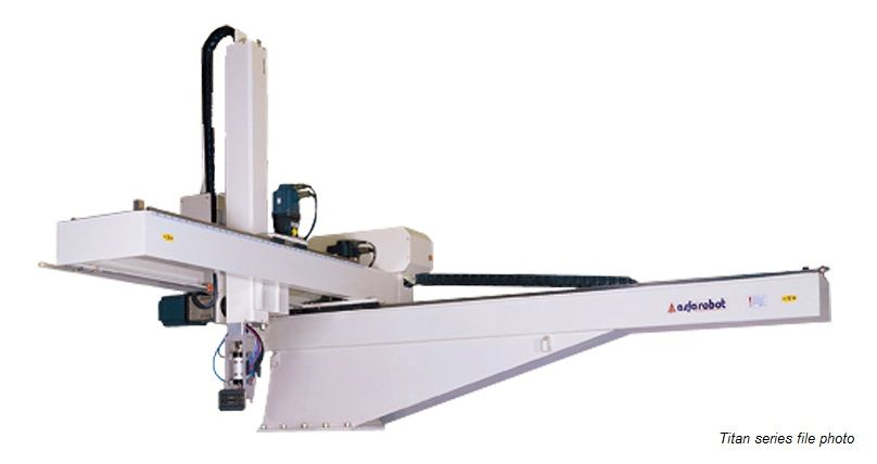ALFA ROBOT T2500 WS-S3