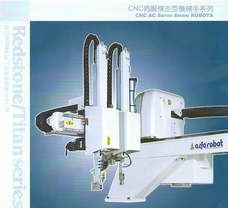 ALFA ROBOT REDSTONE R600 WS-S3