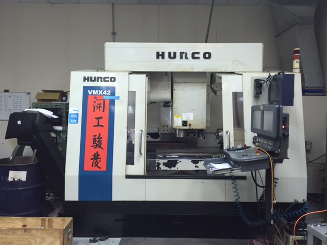 HURCO VMX-42EI