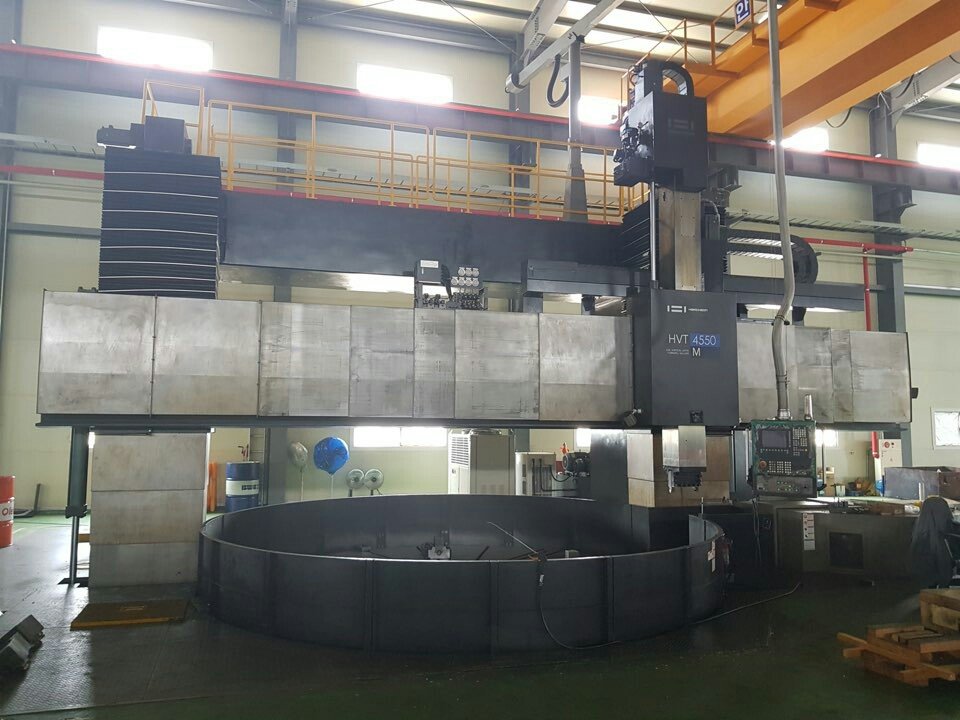 HWACHEON HVT-4550M