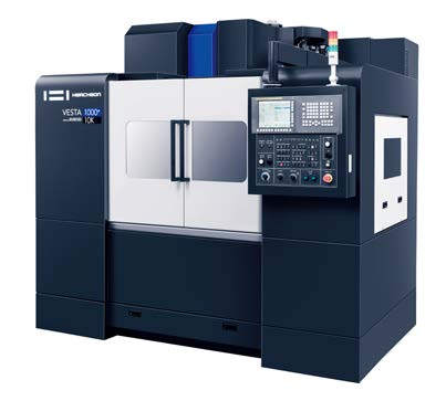 HWACHEON VESTA-1000+