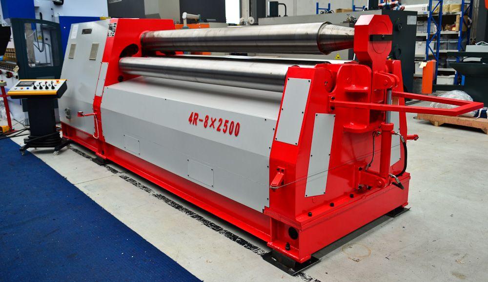 Machtech 4R 8-2500