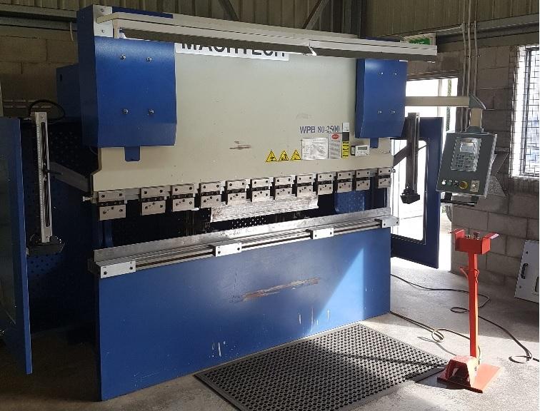 MACHTECH WPB 80-2500 D