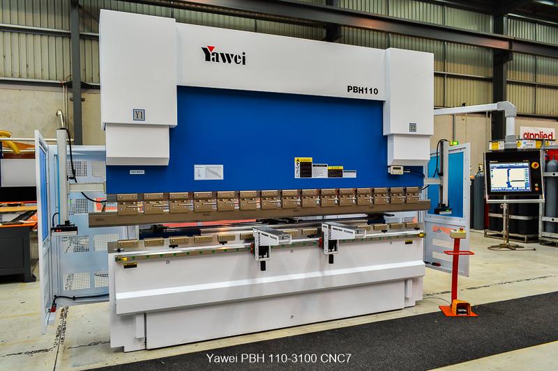 YAWEI PBH 80-2550 CNC5 (66T)