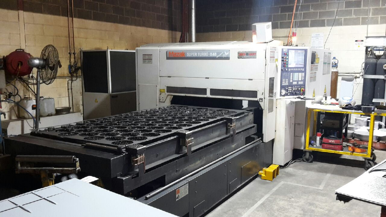 MAZAK TURBO X 48