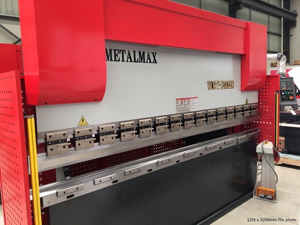 METALMAX APB 125-4000 DRO
