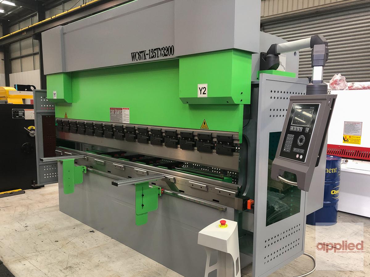 METALMAX SYNCHRO MSP 125-1600 CNC3