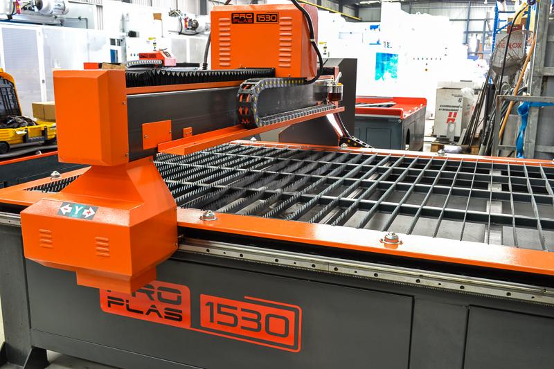 Pro Plas 2040 125 Hypertherm Plasma Applied Machinery