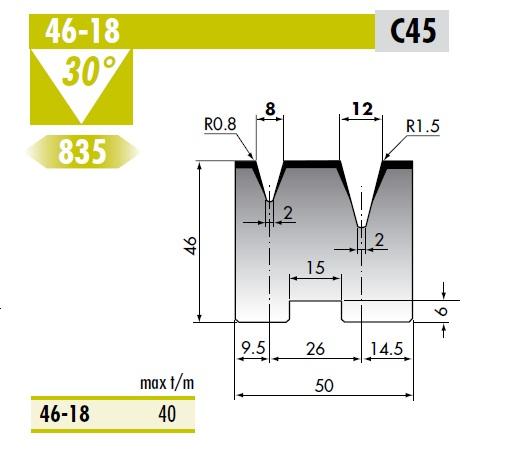ROLLERI RT 46.18 F