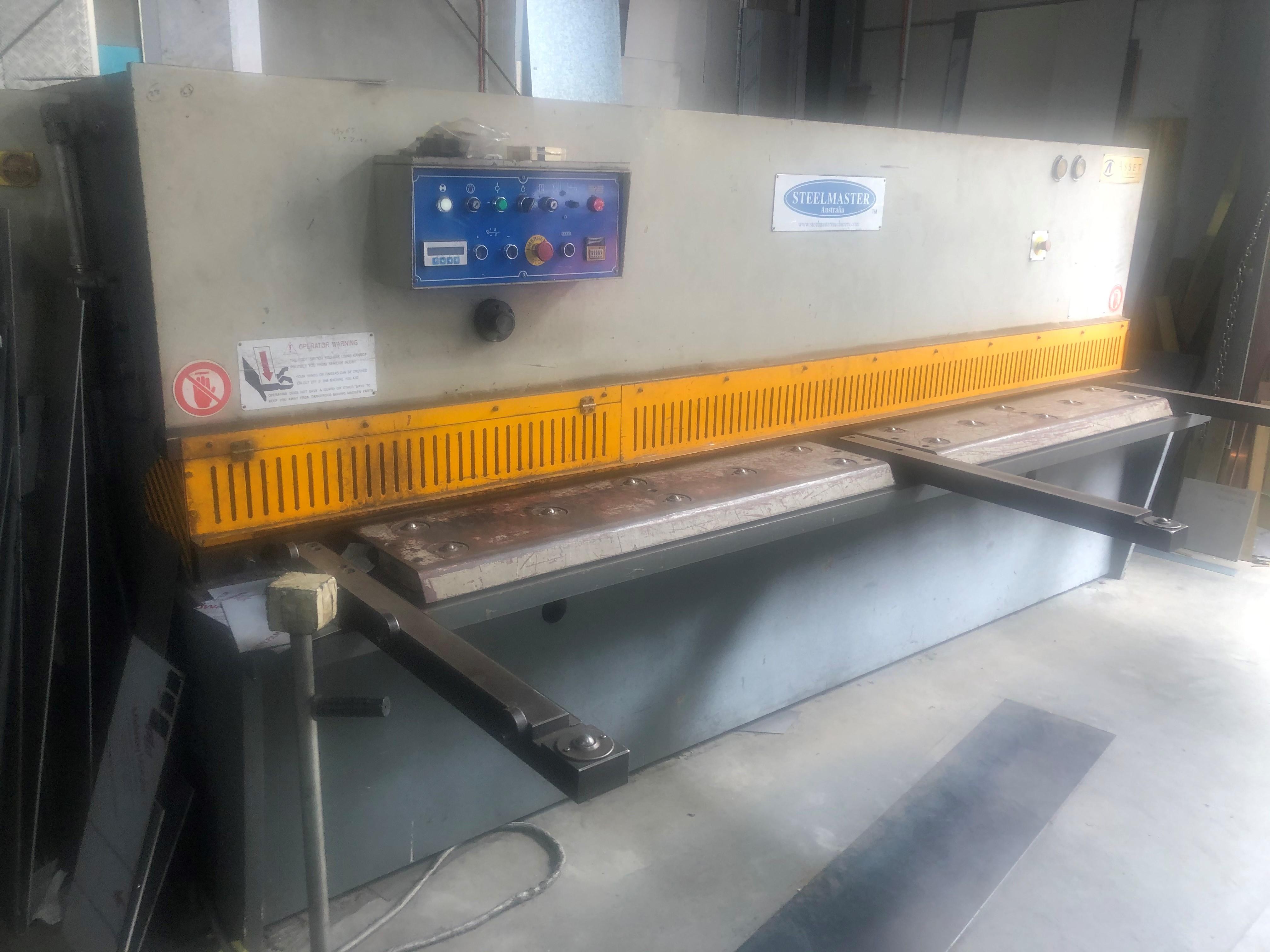 Steel Master SM-SBHS 3206
