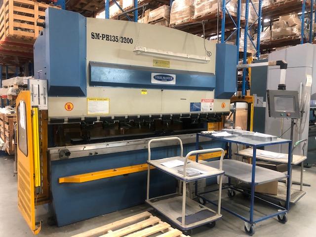 Steelmaster SM PB135-3200