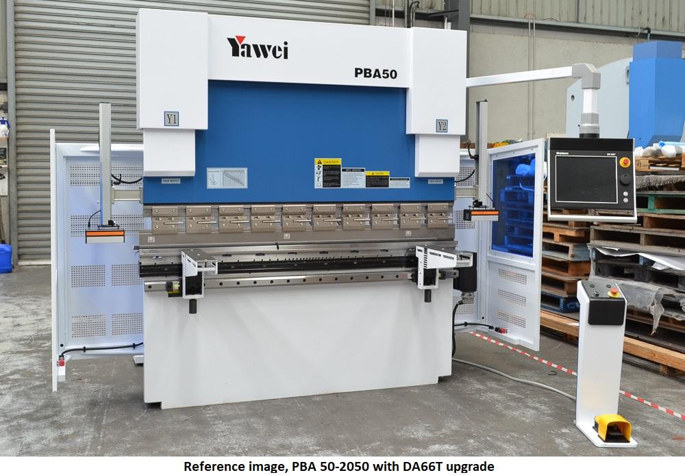 YAWEI PBA 80-2550 CNC4