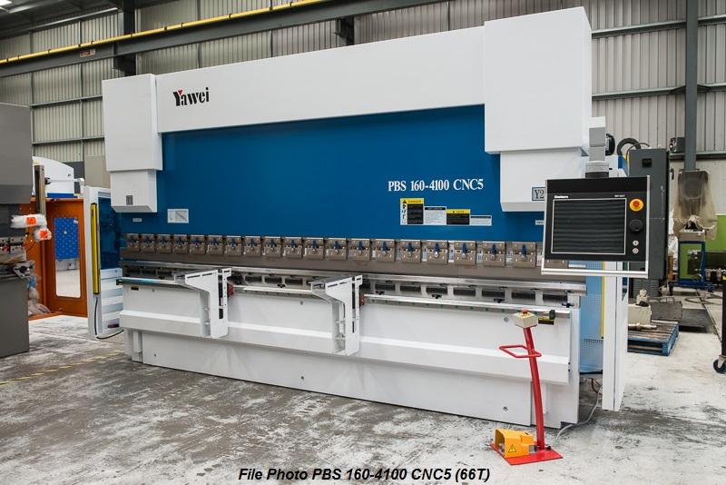YAWEI PBH 250-4100 CNC5 (52S)