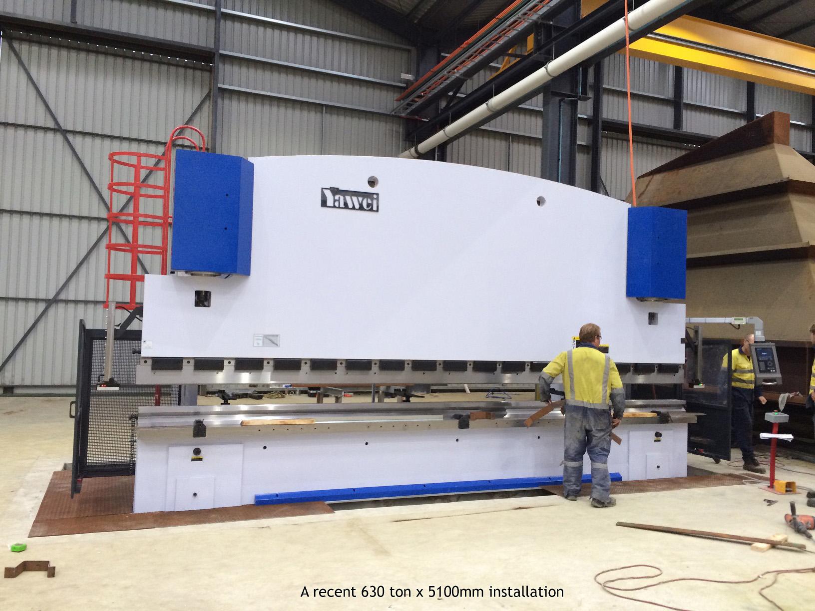 YAWEI PBH 500-6200 CNC4 DA66T